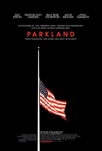 First Poster and Images for Parkland with Zac Efron, Paul Giamatti & Billy Bob Thornton