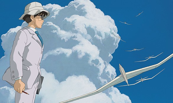 The Wind Rises 585x350 The HeyUGuys Interview: Jeff Wexler discusses Studio Ghibli, Ahead of the Release of The Wind Rises