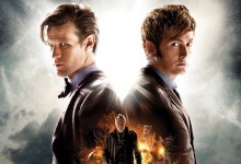 Doctor Who The Day of the Doctor Poster e1378894832868 220x150 Matt Smith, David Tennant & John Hurt Face Off on Poster for Doctor Who: The Day of the Doctor