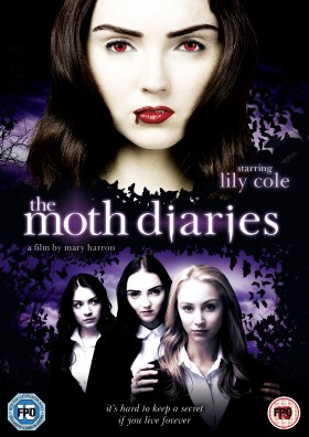 The Moth Diaries Win The Moth Diaries on DVD starring Lily Cole