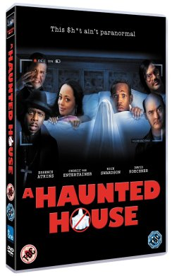 a haunted house 406x650 Win A Haunted House DVD bundle
