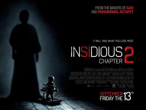 insidious 2 Insidious: Chapter 2 Review