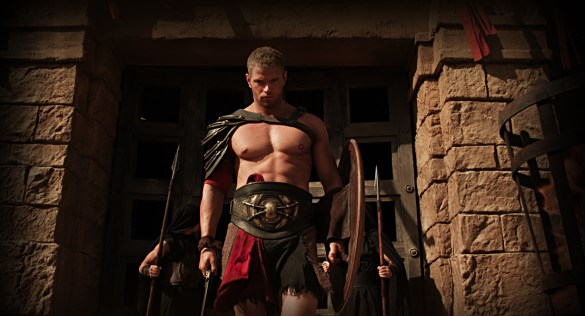 Kellan Lutz in Hercules The Legend Begins 585x316 300 vs. Gladiator vs. Immortals – First Trailer for Hercules: The Legend Begins