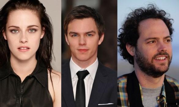 Kristen Stewart Nicholas Hoult and Drake Doremus 585x350 Kristen Stewart and Nicholas Hoult eyed for Drake Doremus' Equals