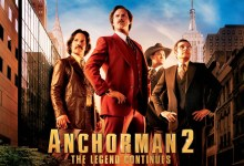 Anchorman 2 The Legend Continues Quad Poster slice 220x150 The HeyUGuys Interview: James Marsden on playing a douchebag in Anchorman 2: The Legend Continues