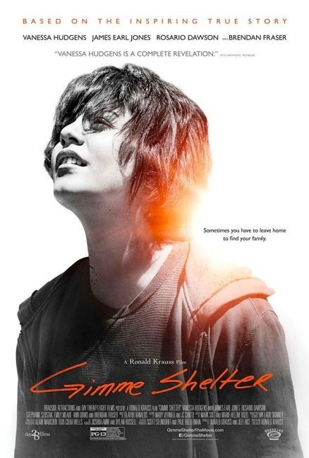 Gimme Shelter Poster 438x650 Vanessa Hudgens is Unrecognisable in First Trailer for Gimme Shelter
