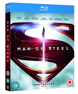 Man of Steel BD