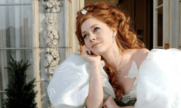 Giselle 585x352 Frozen: A New Breed of Disney Princess?