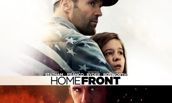 OR Homefront 2013 movie Wallpaper 1280x800 585x350 Homefront Review