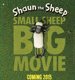 First Promo Artwork for Hotel Transylvania 2 and Shaun the Sheep
