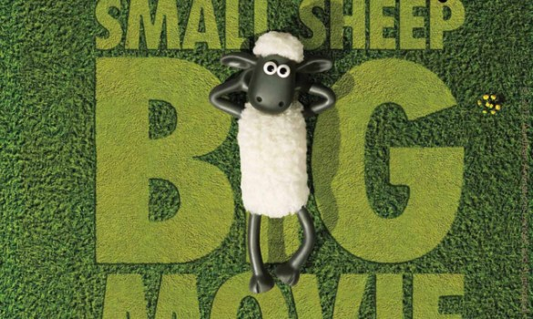 Shaun the Sheep Movie Promo Artwork 585x350 First Promo Artwork for Hotel Transylvania 2 and Shaun the Sheep