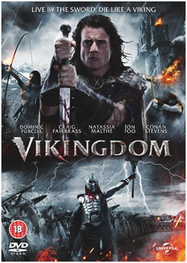 Vikingdom Win Vikingdom on Blu ray