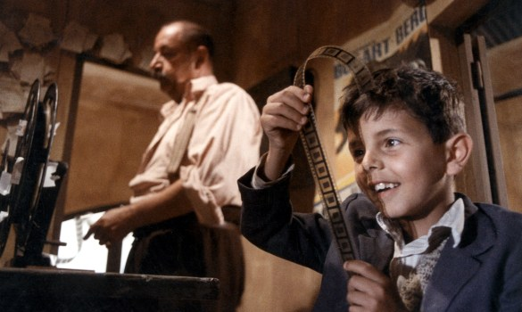 cinema paradiso home 585x350 Rerelease: Cinema Paradiso Review