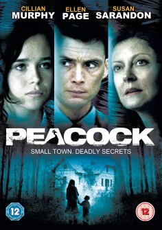 peacock 459x650 Win Peacock on Blu ray