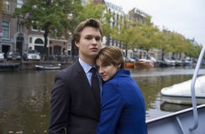 New Images of Shailene Woodley & Ansel Elgort in The Fault in Our Stars