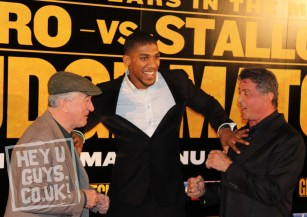 Grudge Match Photocall