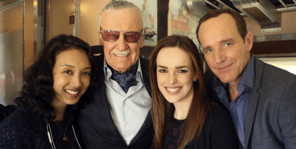 Stan Lee - Agents of S.H.I.E.L.D