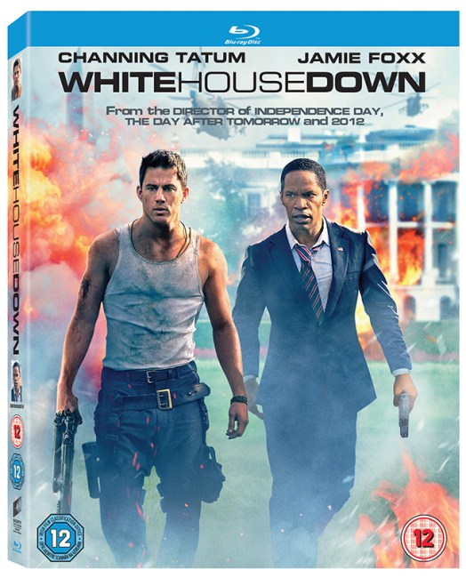 WHITE HOUSE DOWN BD 3D