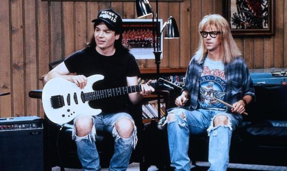 Wayne's World 585x350 The HeyUGuys Instant Watching Guide   January 6th 2014