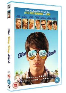 the way way back Win The Way Way Back on DVD