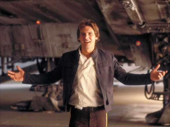 Han Solo 585x438 The Top 10 Movie Bad Guys Who Went Good