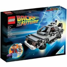 DeLorean LEGO Could More Back to the Future LEGO be on the Way?