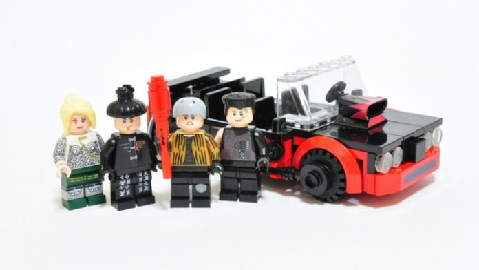 Could More Back to the Future LEGO be on the Way?