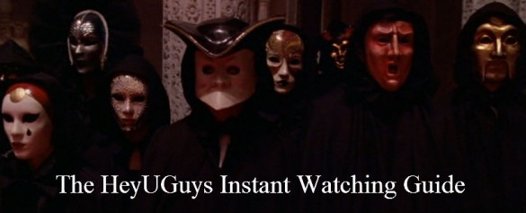 IW EYes 585x237 The HeyUGuys Instant Watching Guide   March 10th 2014