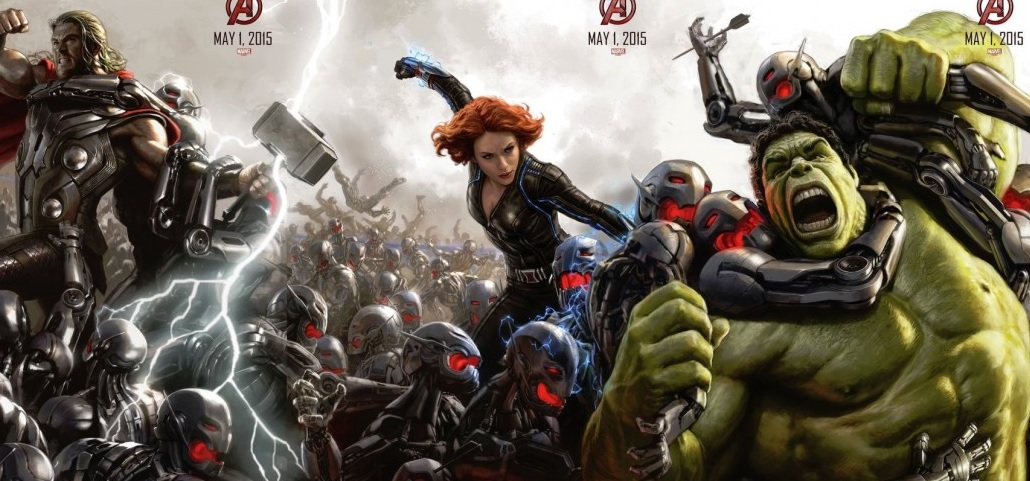 The Avengers Age of Ultron Thor Avengers Age of Ultron Comic