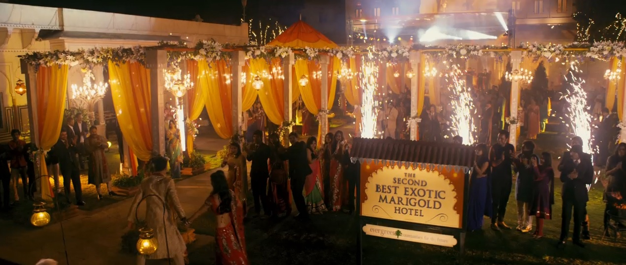 the best exotic marigold hotel book pdf
