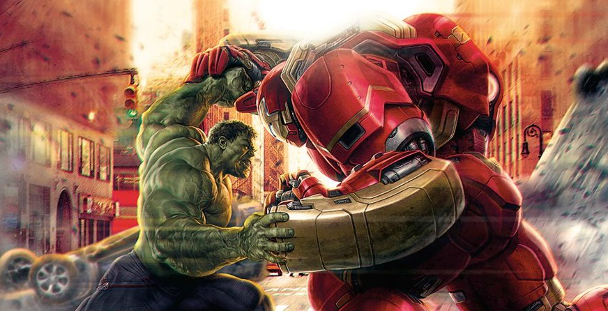 Avengers Assemble Wallpaper Hd Best Look At Hulkbuster In Avengers Age Of Ultron Promo Art
