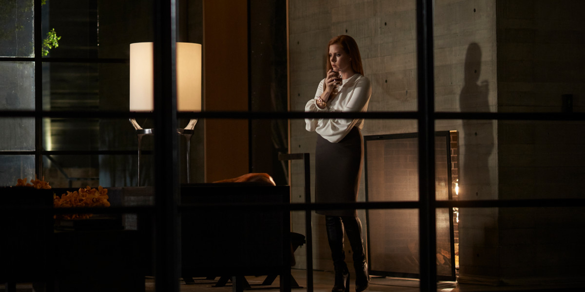 Smash into this teaser for Tom Ford's revenge thriller Nocturnal Animals
