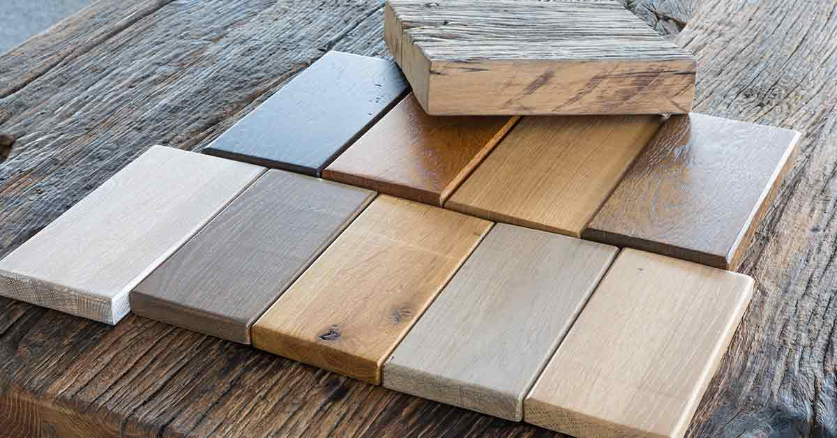 10 Decorating Tips For Combining Different Types Of Wood Or Wood