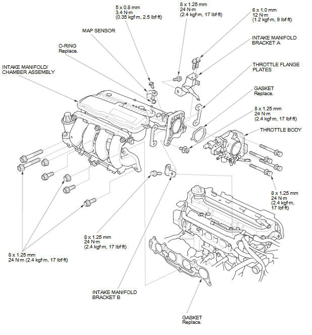 2012 honda cr v engine diagram