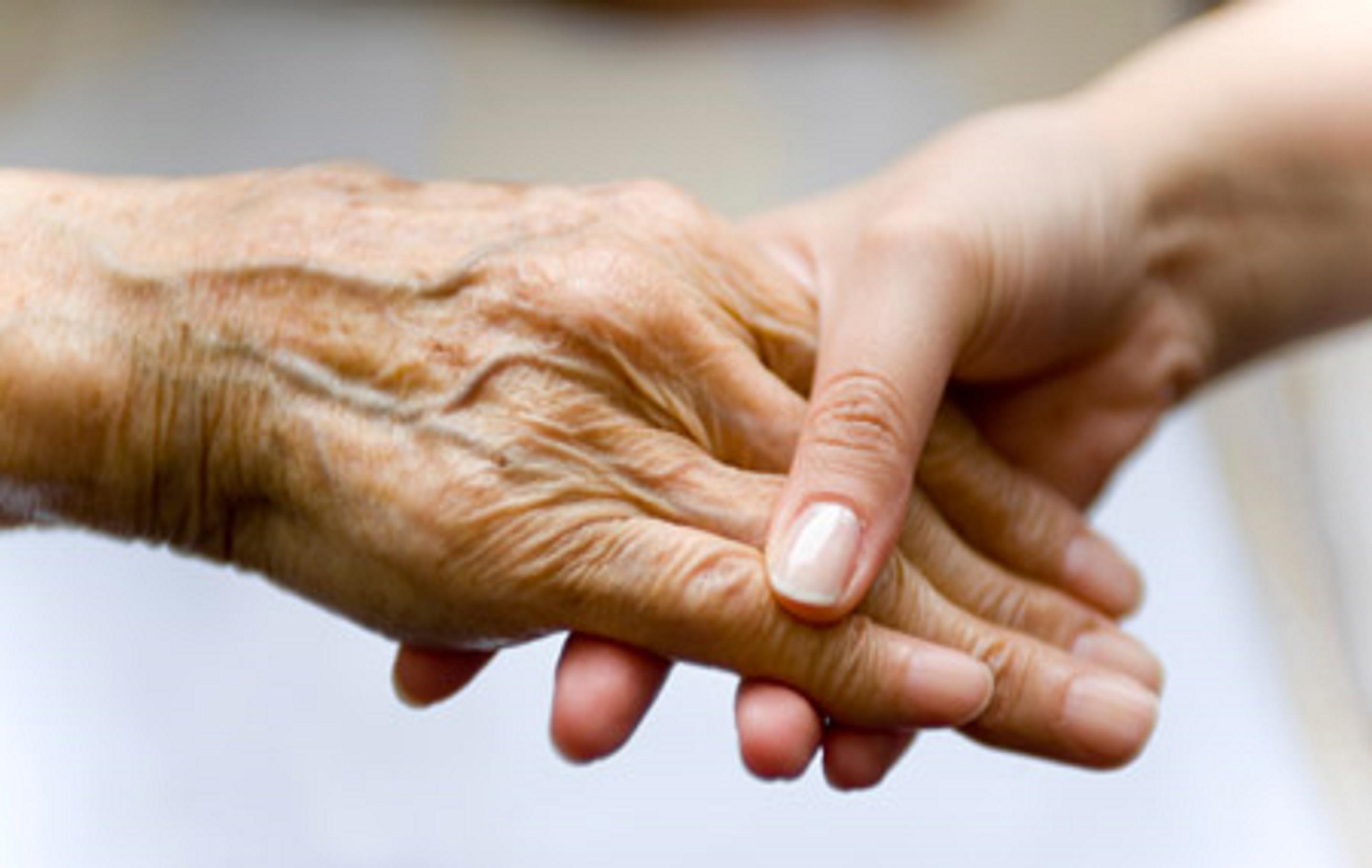 volunteer at nursing homes