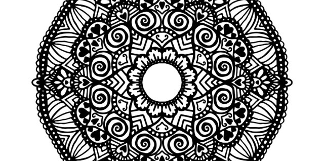 Free download ~ Mandala design, png format, 300dpi, high res ~ courtesy of www.hgdesigns.co