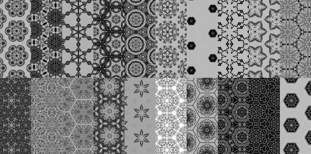 Free download ~ vintage seamless tiling jpg patterns and photoshop .pat file