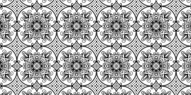 "Free download ~ hand drawn doodled flower png overlay sized 12""x12"".  Commercial use ok!"