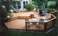 28 Truly Awesome Wooden Deck Designs For Your Home