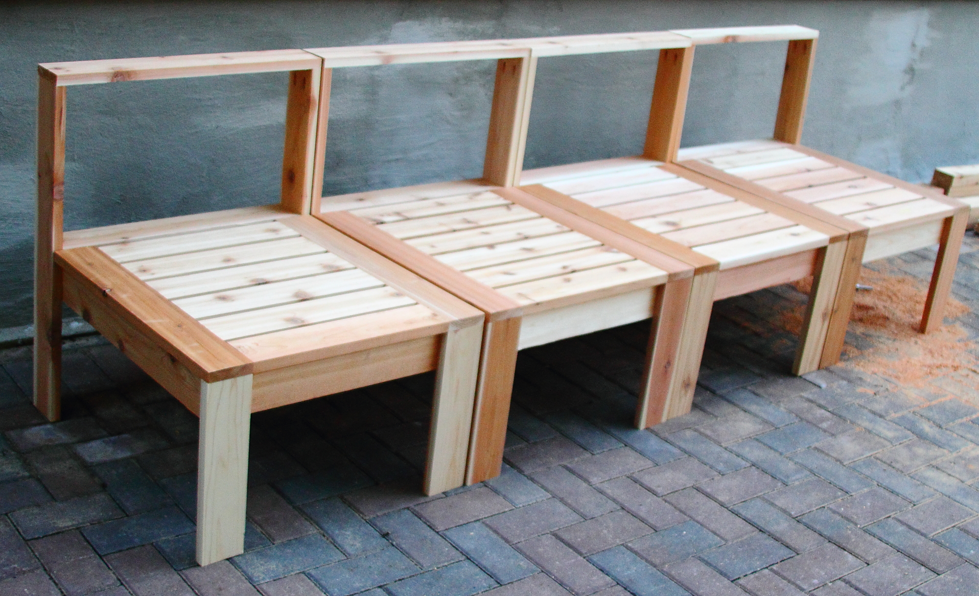 ... Furniturehomemade Wood Outdoor Furniture. Download