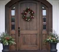 14 Best Front Door Design That Will Inspire You - Stylish ...