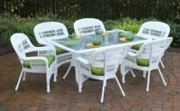 Cool Resin Wicker Patio Furniture For All Weather - HGNV.COM