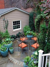 Optimize Your Small Outdoor Space | Outdoor Design ...