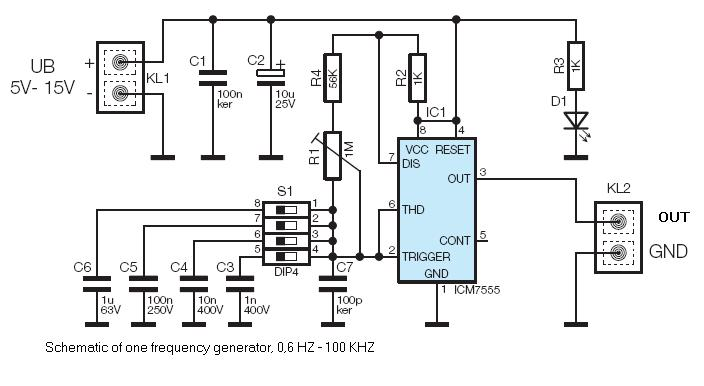 pwm schematic for hho generator