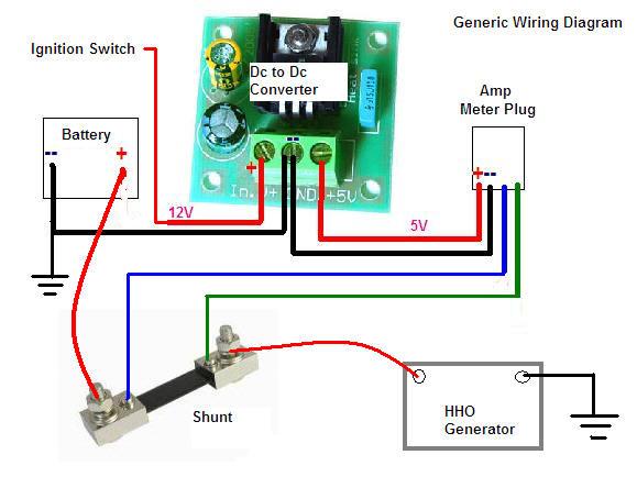 12 Volt Dc Alternator Wiring Diagram Online Wiring Diagram