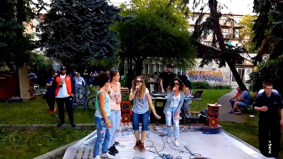 KRAST Hip Hop Jam (Dani Kvatrića) - 21.05.2016. (Video)