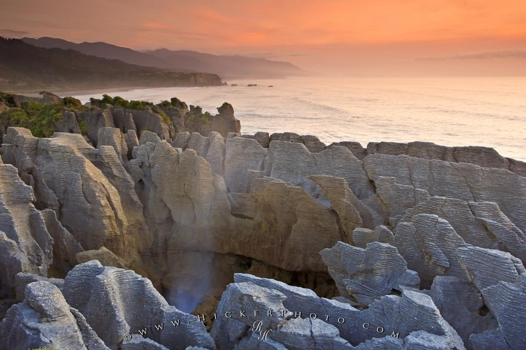 Beautiful Animal Pictures Wallpaper Paparoa National Park Pancake Rocks New Zealand Photo