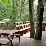 Cabin 1 outside