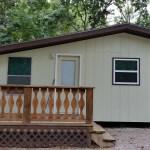 cabin 17 outside