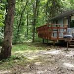 cabin 8 outside